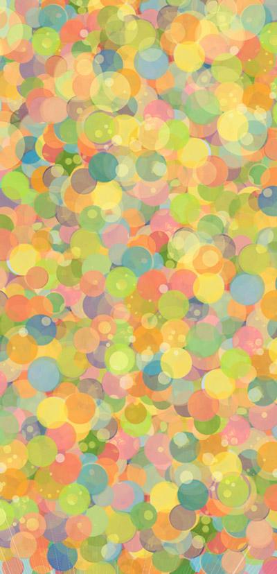 Pixar UP Fan Art Balloons Close Up